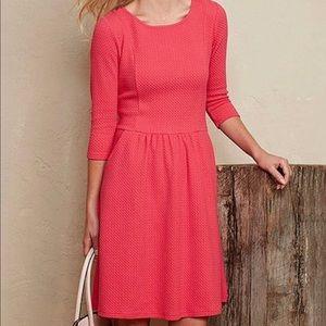 Matilda Jane coral Virginia  dress NEW